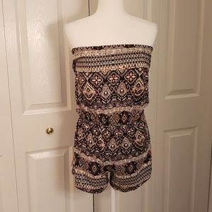 Threads 4 Thought Strapless Romper